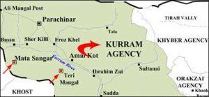 Kurram Map
