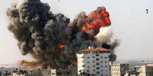 Israel Increases Military Actions Within Gaza Strip