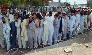 North waziristan IDPs registration