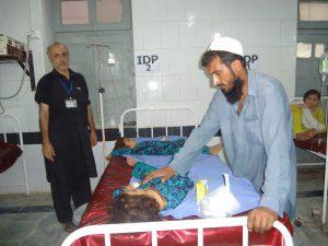 Bannu Hospital pic by Gohar wazir