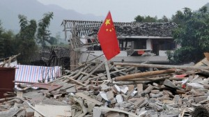 China earth quake