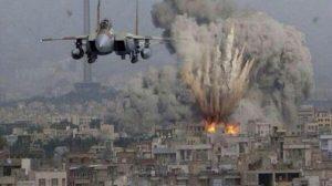Gaza-plane-raid