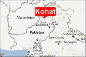 Kohat-firing
