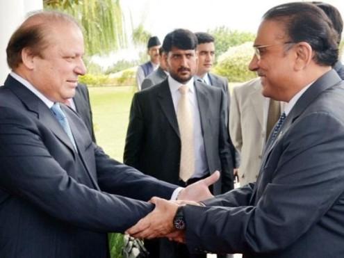 Nawaz-Sharif-Meeting-with-Asif-Ali-Zardari-495x371