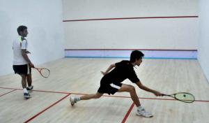 Squash-in-Peshawar