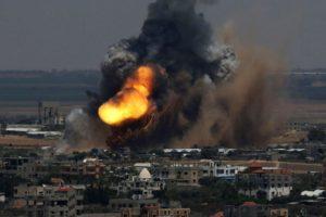 gaza-under-attack_1-495x330