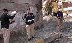 pesh police