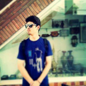 A photo of Rameez Khan.