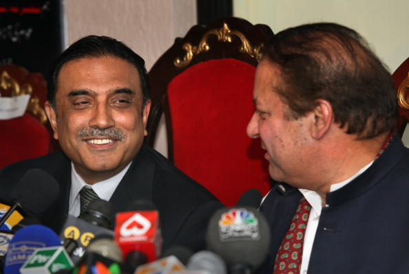 Opposition Parties Agree To Form Coalition Government