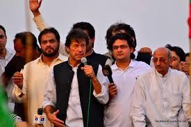 Imran Khan Dharna