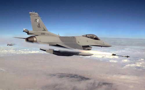 Jet fighter khyber agency