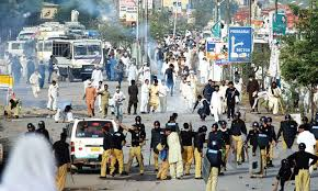 clash islamabad