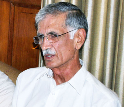 The Khyber Pakhtunkhwa Chief Minister, Pervez Khattak. - A file photo