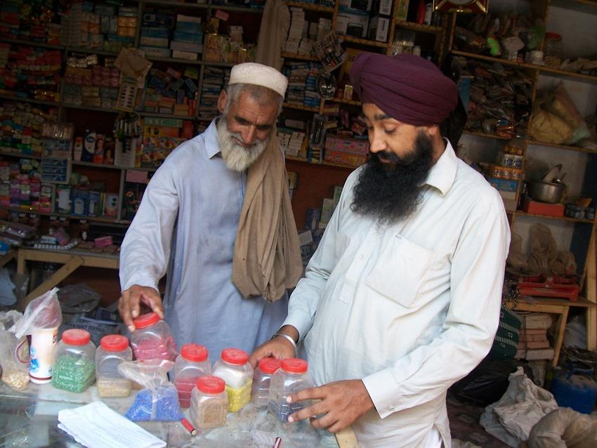 Khyber Agency sikh story pic by Saleem Afridi