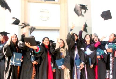 Peshawar-University-Students-Convocation-495x339