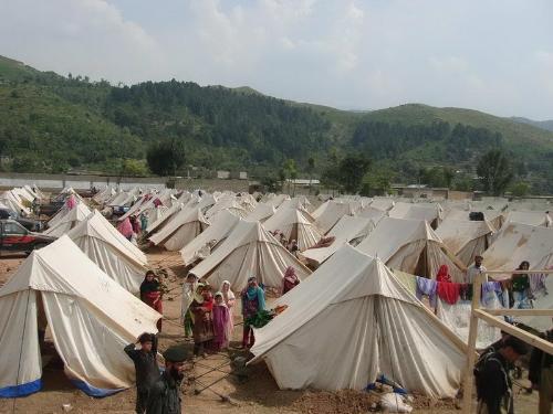 khyber agency IDPs
