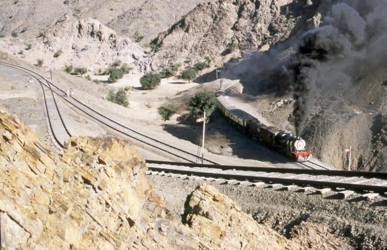 khyber pass ralway