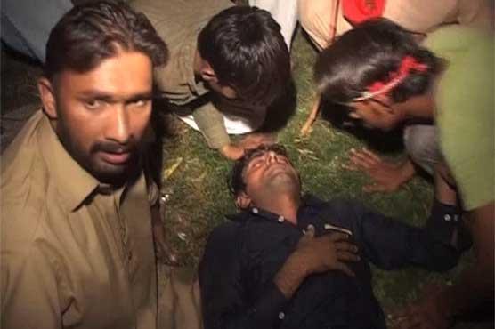 stampede PTI