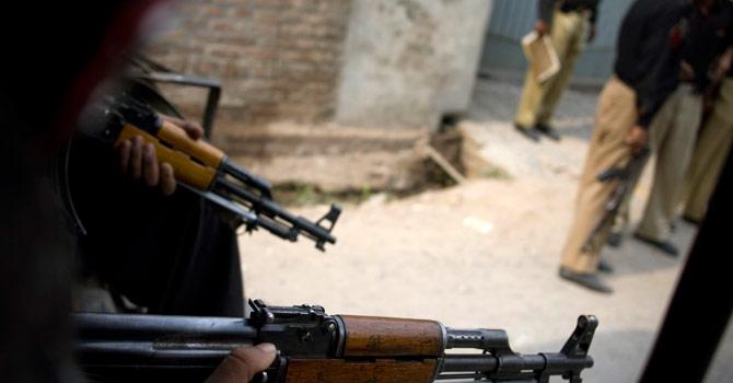 police killing peshawar