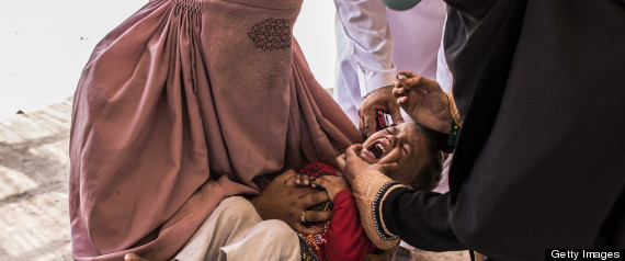 The Battle To Eradicate Polio In Pakistan